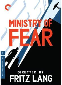 Criterion Collection: Ministry Of Fear