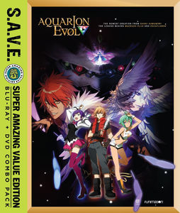 Aquarion EVOL - Season Two - S.A.V.E.