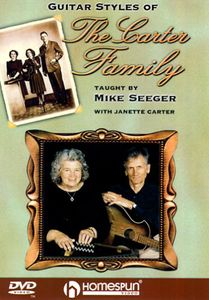 Guitar Styles Of The Carter Family [Instructional]