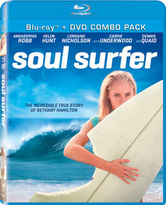 Soul Surfer [Widescreen] [2 Discs] [Blu-ray/ DVD Combo]
