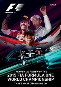 F1 2015 Official Review