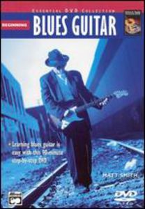Complete Blues Guitar Method: Beginning Blues Guitar