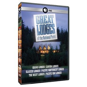 Great Lodges of the National Parks Collection