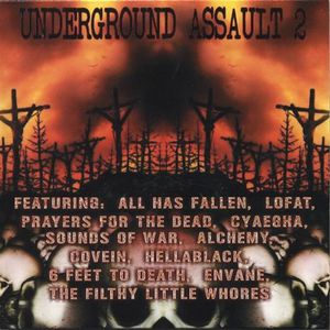 All Has Fallen : Vol. 2-Underground Assault