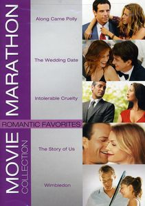 Romantic Favorites Movie Marathon Collection [Widescreen] [3 Discs]