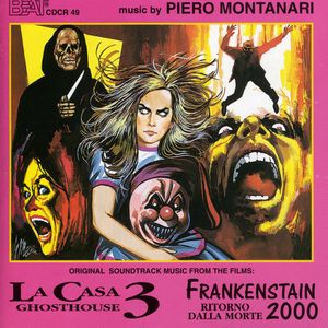 La Casa 3 /  Frankenstein (Original Soundtrack) [Import]
