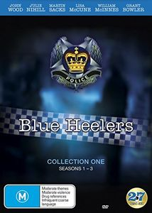 Blue Heelers: Collection 1 (Series 1-3) [Import]