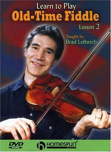 Learn To Play Old-Time Fiddle Level 2