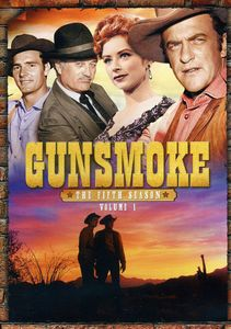 Gunsmoke: The Fifth Season Volume 1