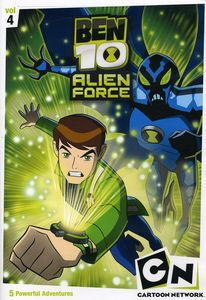 Ben 10: Alien Force: Volume 4