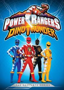 Power Rangers: Dino Thunder - The Complete Series