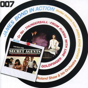 James Bond In Action/ Themes For Secret Agents [Import]