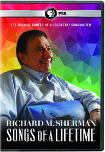 Richard M. Sherman: Songs of a Lifetime