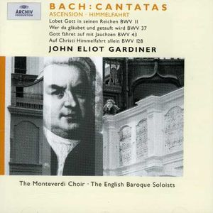 Bach J.S: Ascension Cantatas