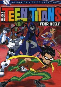Teen Titans: Fear Itself - Season 2 Vol 1
