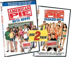American Pie Presents: Beta House/ The Naked Mile [Back To Back] [WS]