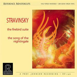 Firebird Suite/ Song of the Nightingale