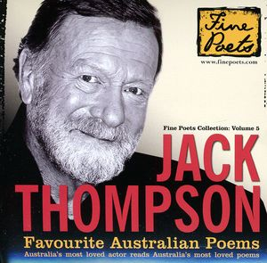 Jack Thompson: Favourite Australian Poems [Import]