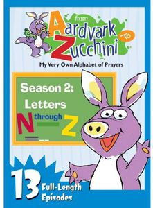 From Aardvark to Zucchini: Part 2 N-Z