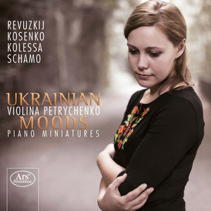 Ukrainian Moods - Piano Miniatures