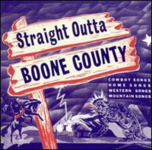 Straight Outta Boone Country /  Various