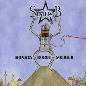 Monkey Robot Soldier