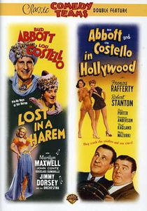 Lost in a Harem /  Abbott and Costello in Hollywood