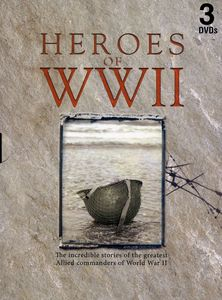 Heroes Of WWII [Slipcase Packaging]