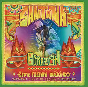 Corazon-Live from Mexico: Live It to Believe It [Import]