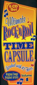 Ultimate Rock & Roll Time Capsule 1 /  Various
