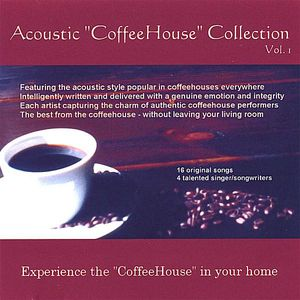 Acoustic Coffeehouse Collection /  Various