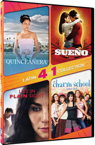 4 in 1 Latin Collection: Sueno /  Quinceanera /  Lies in Plain Sight