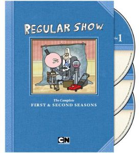 Regular Show: Season 1 & Season 2