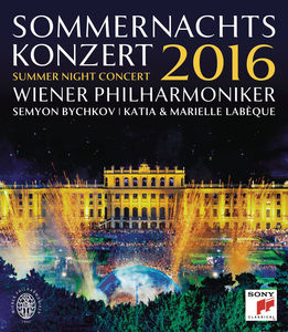 Sommernachtskonzert 2016: Summer Night Concert 2016