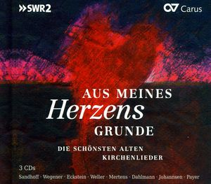 Most Beautiful German Hymns /  Various