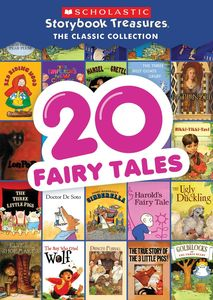 20 Fairy Tales - Scholastic Storybook Treasures: Classic Collection