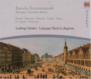 Baroque Chamber Music