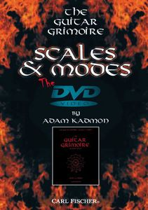 Scales and Modes: Guitar Grimoire