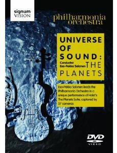 Universe of Sound: The Planets
