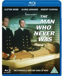 Man Who Never Was [Import]