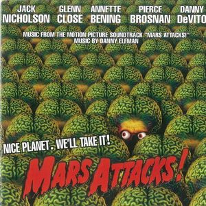 Mars Attacks! (Original Soundtrack) [Import]