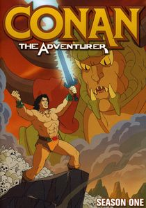 Conan the Adventurer: Season One