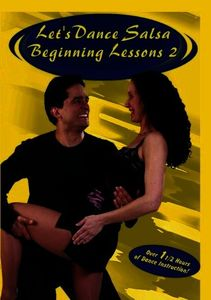 Let's Dance Salsa Beginning Lesson 2 [Instructional]