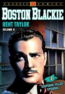 Boston Blackie -: Volume 4