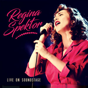 Regina Spektor Live on Soundstage