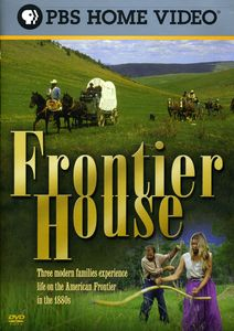 Frontier House [2 Discs] [Documentary]