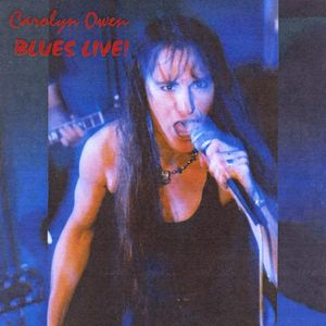 Carolyn Owen Blues Live!