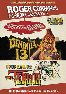 Roger Corman's Horror Classics, Vol. 1