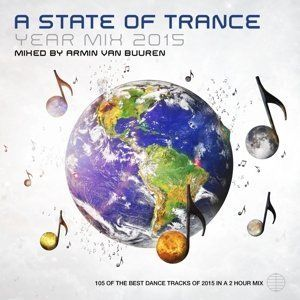 State of Trance Yearmix 15 [Import]
