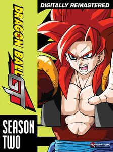 Dragon Ball GT: Season 2  [Japanimation][Uncut][Remastered][WS]